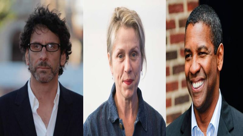 "Joel Coen'in ""Macbeth""inde Denzel Washington ve Frances McDormand oynayacak"
