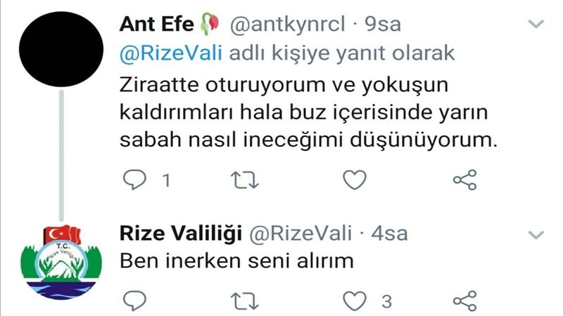 Rize Valisi