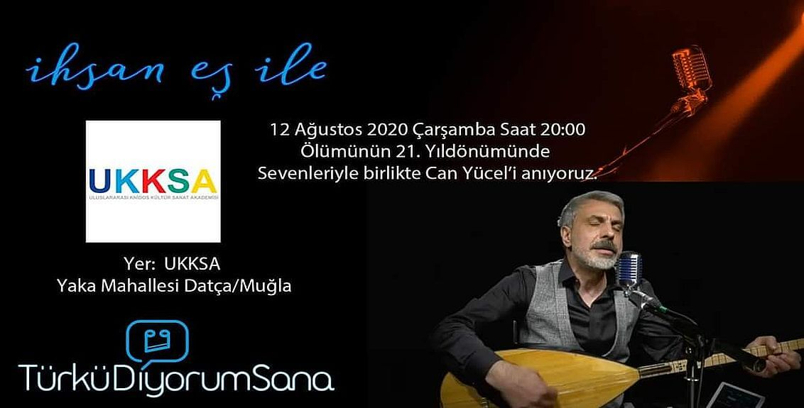 Can Yücel Anma